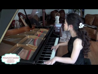 Kelly Clarkson - Stronger (What Doesn't Kill You) by Pianistmiri
