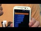 HTC Sensation XL. Большие понты обычного смартфона - YouTube