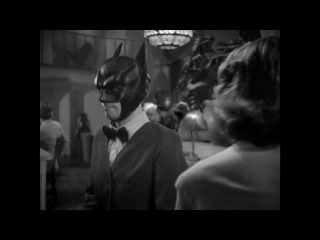 Batman in Classic Movie Scenes