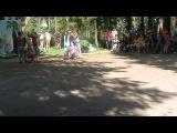 Лагерь Чайка 3 смена 4 отряд клип про три поросёнка